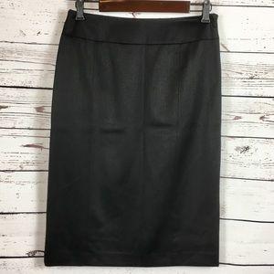 Lafayette 148 New York Skirts - Lafayette 148 New York Virgin Wool Pencil Skirt